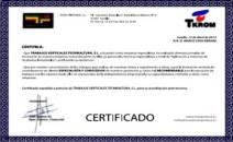 certificado-tkrom