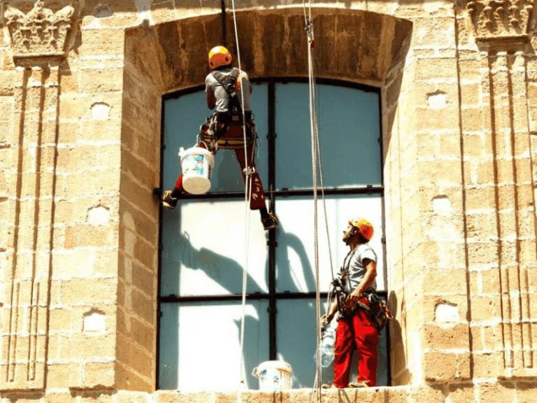 proyecto trabajo vertical y rehabilitación